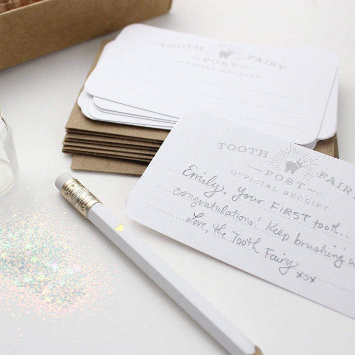 Tooth Fairy Kit - Nous Wanderlust Stories
