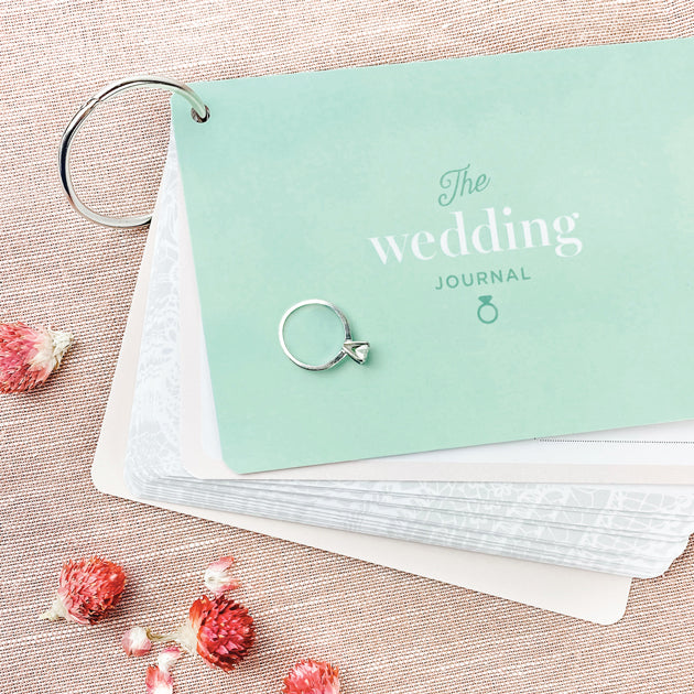 The 'Wedding' Journal - Nous Wanderlust Stories