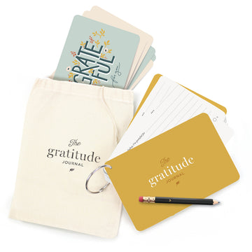 The 'Gratitude' Journal - Nous Wanderlust Stories
