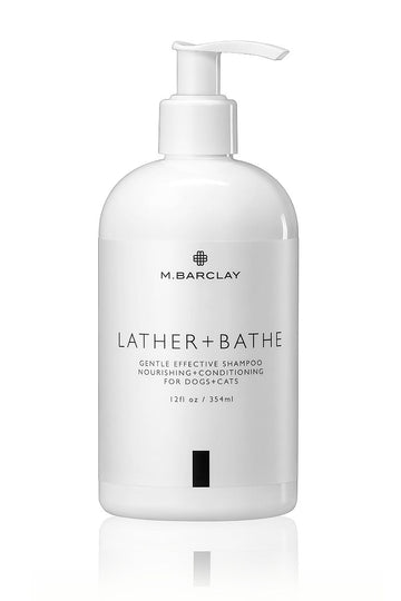'Lather & Bathe' Shampoo - Nous Wanderlust Stories