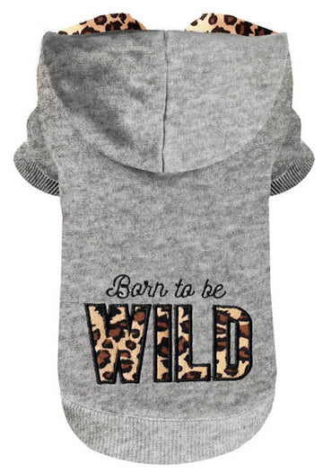 Born to be Wild Hoodie - Nous Wanderlust Stories