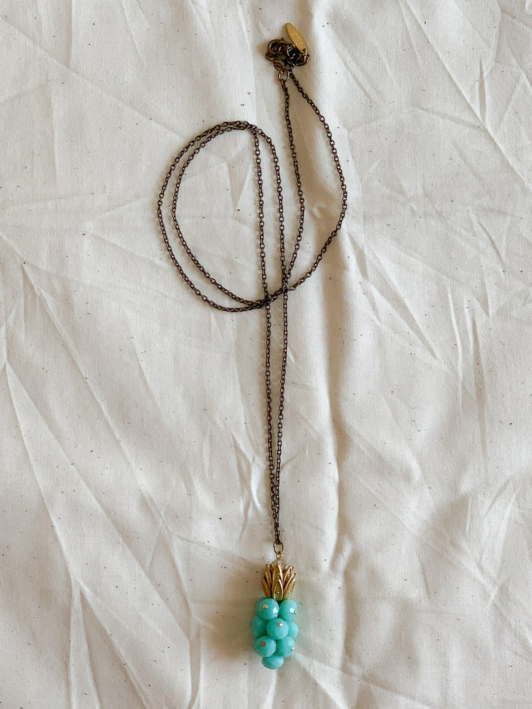 Turquoise Waters Necklace - Nous Wanderlust Stories
