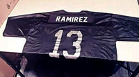 Richard Ramirez #13 Football Jersey Shirt $44.99 FREE S&h