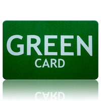 Green Card $4.99 - Buy 2 get 1 FREE! Free Shipping #greencard #green #card