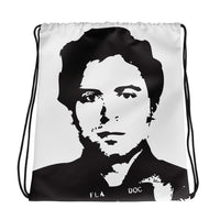 Ted Bundy Drawstring bag $26.99 FREE SHIPPING