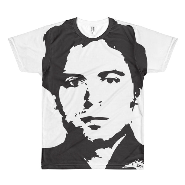 Ted Bundy ALL-OVER print men's t-shirt $29.99 FREE S&H