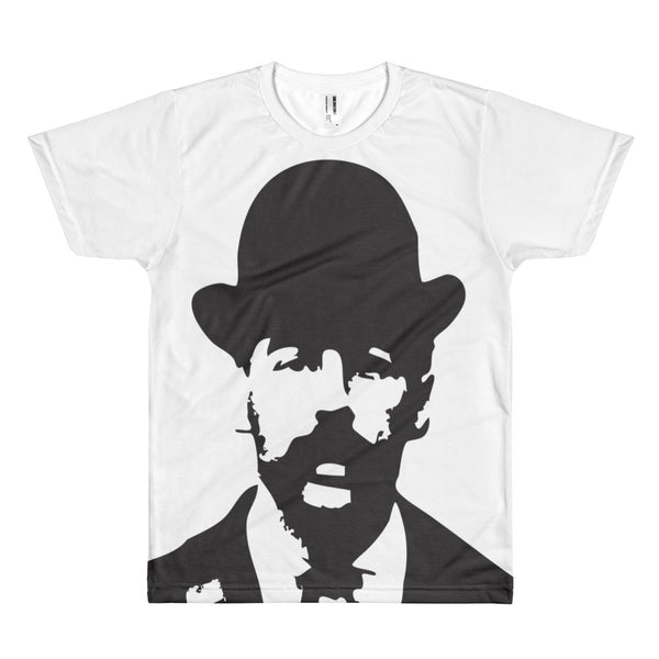 H.H. Holmes ALL-OVER print men's Shirt $29.99 FREE SHIPPING