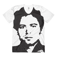 Ted Bundy ALL-OVER print Women's tshirt $29.99 FREE SHIPPING
