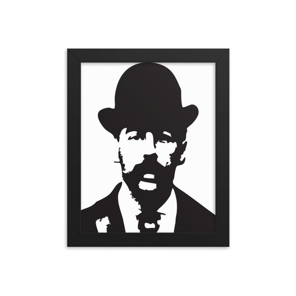 Serial Killer H.H. Holmes Framed photo poster FREE SHIPPING