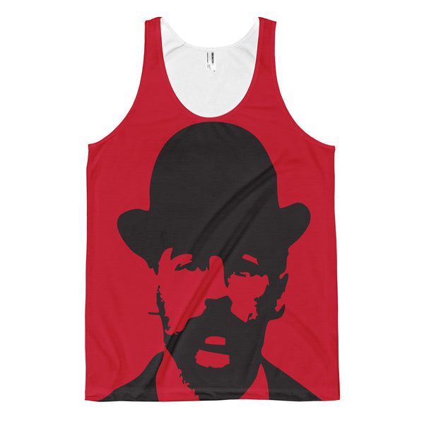 """HOLMES 27"" Classic fit tank top"