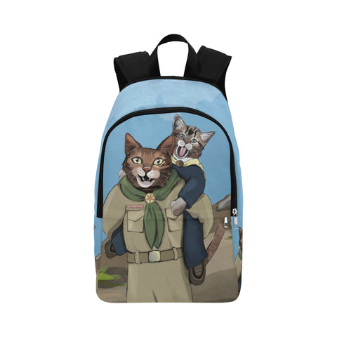PIGGYBACK HIKE Fabric Backpack for Adult
