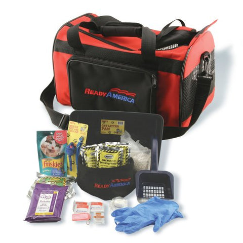 Ready America Cat Evacuation Kit