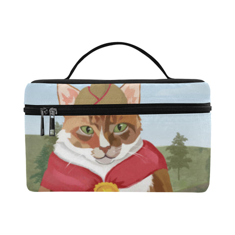 Cat Scout Sammy Insulated Lunch Tote/Lunch Bag