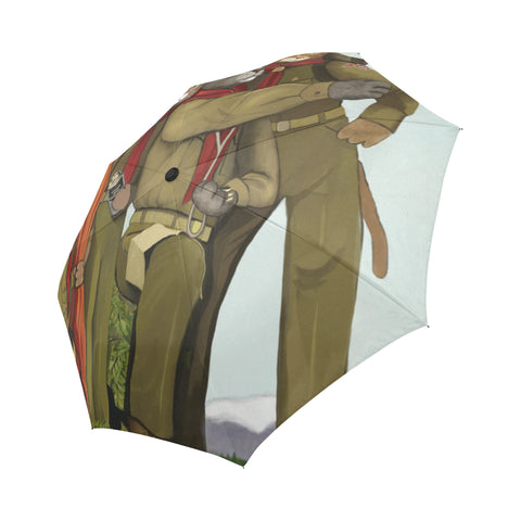 Are You PURRpared Foldable Umbrella Auto-Foldable Umbrella