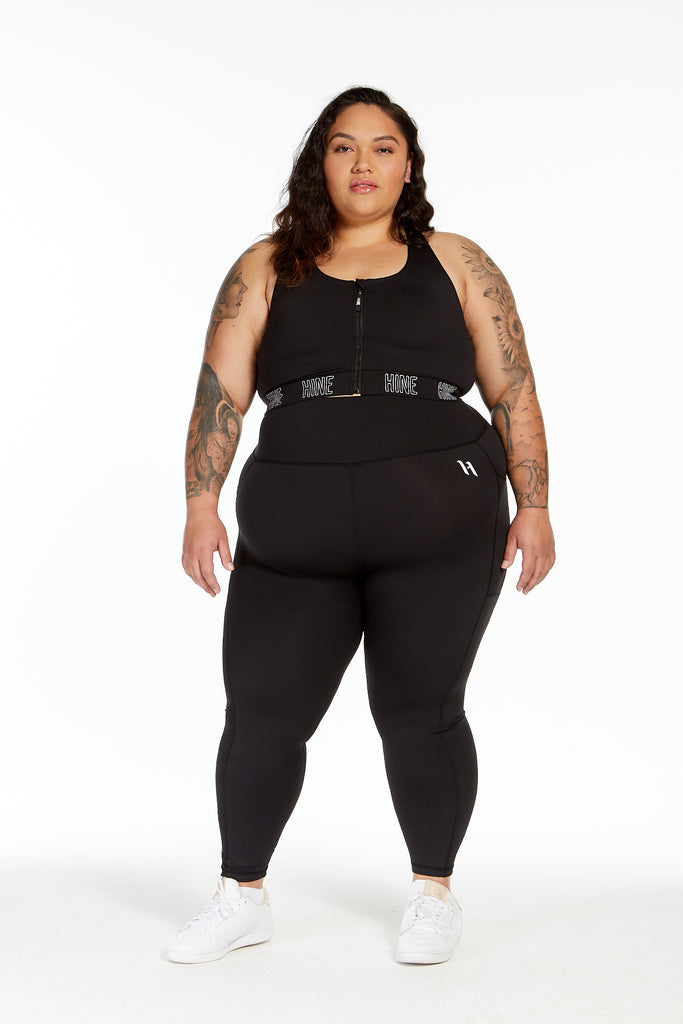UPGRADE 2.0 FULL LENGTH LEGGINGS BLACK