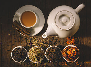 A touch of spice makes tea really nice
