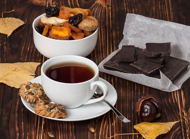Tea and Chocolate: Yes, you read that right!