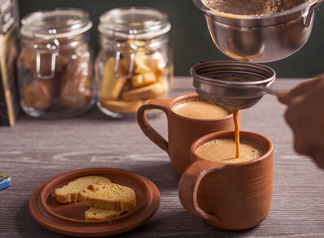 The Fascinating 'Kulhad Chai'