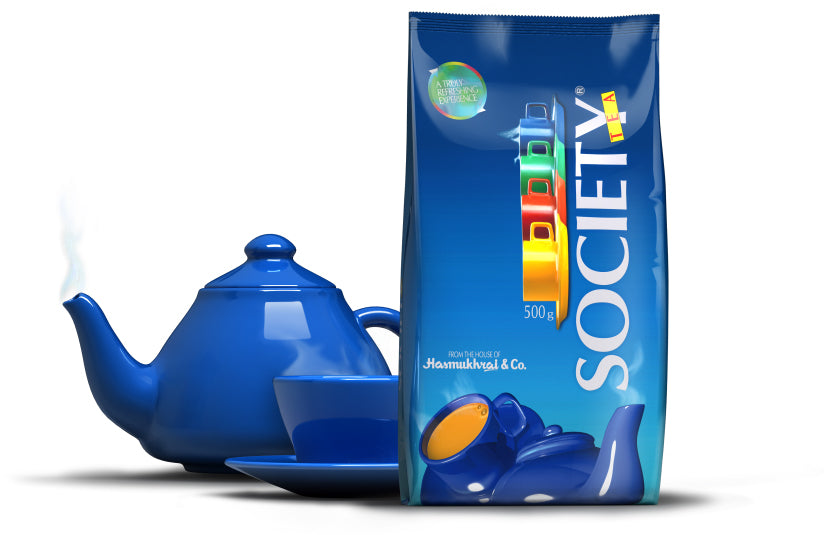 Society Leaf Tea (500 g Pouch)