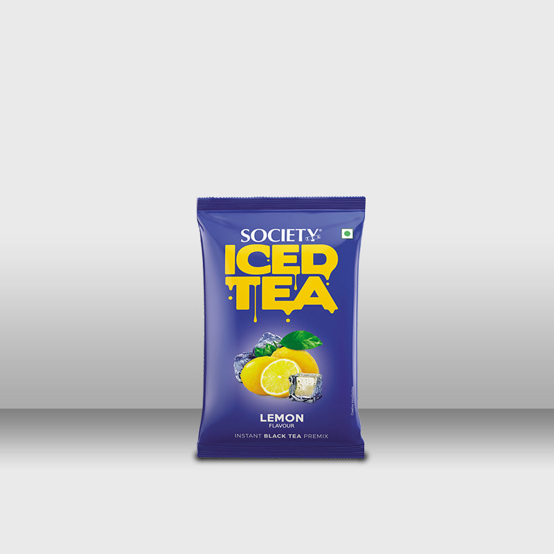 Society Iced Black Tea - Lemon (100 g)