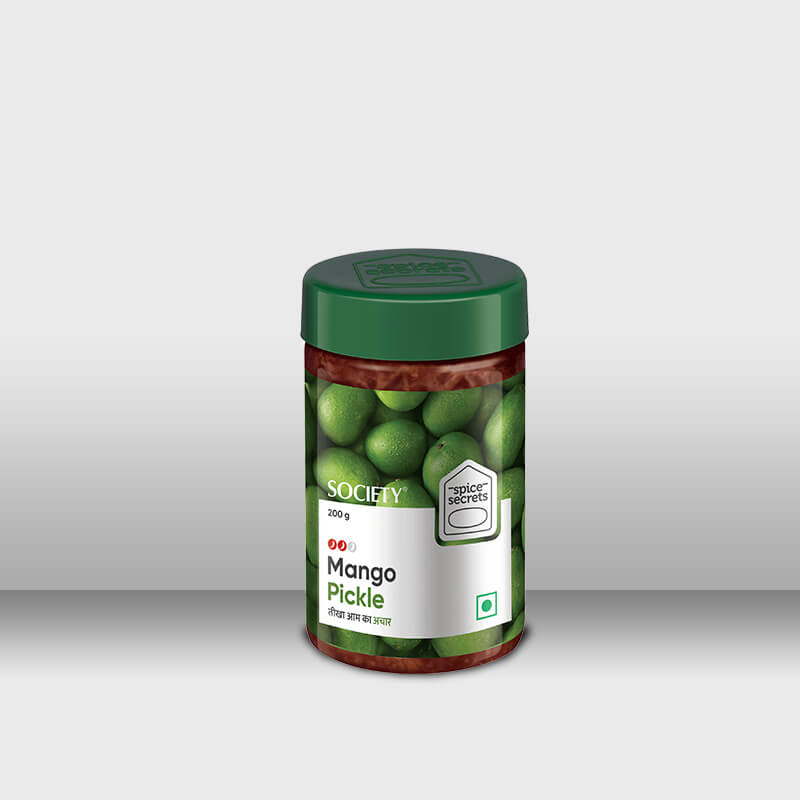 Spice Secrets - Spicy Mango Pickle (200 g)