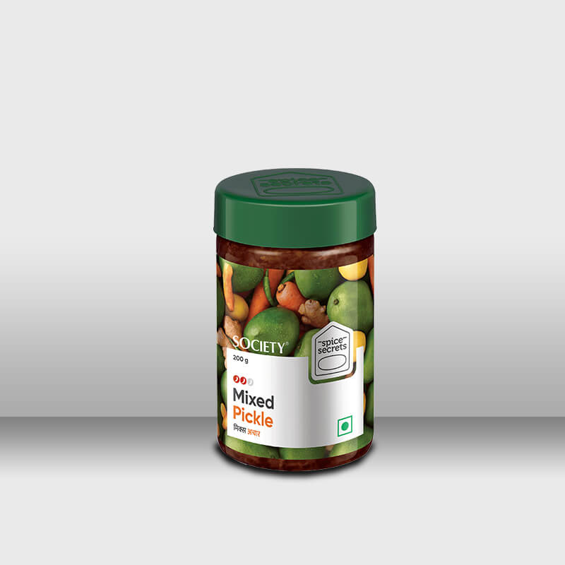 Spice Secrets - Mixed Pickle (200 g)