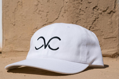 vision clothing company white dad hat