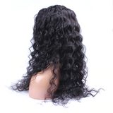 Loose Wave 360 Lace Frontal Wig Lace Front Human Hair Wigs Pre Plucked With Baby Hair