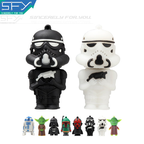 Usb Flash Drive Star Wars