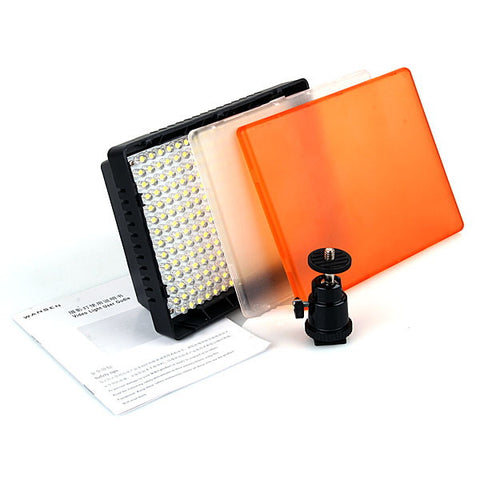 Flash LED Lamp Video Camera Light Lighting