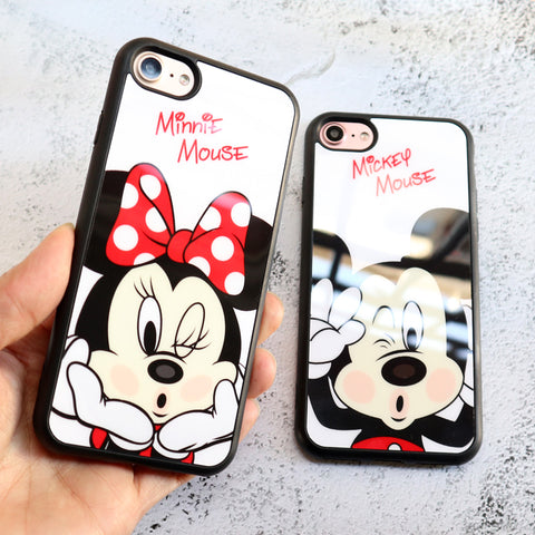 Mickey/Minnie Phone Case