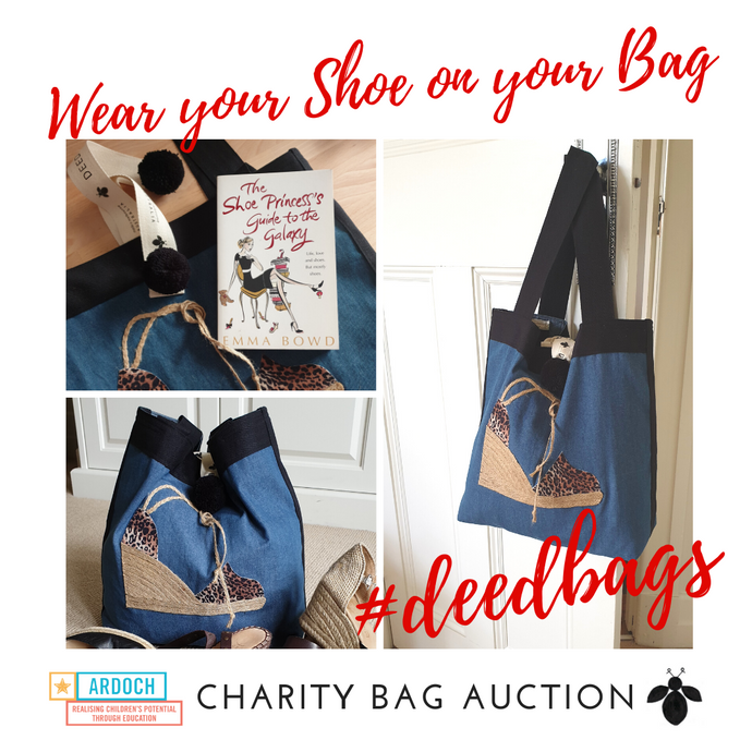 CHARITY - Wear Your Shoe on Your Bag 2019