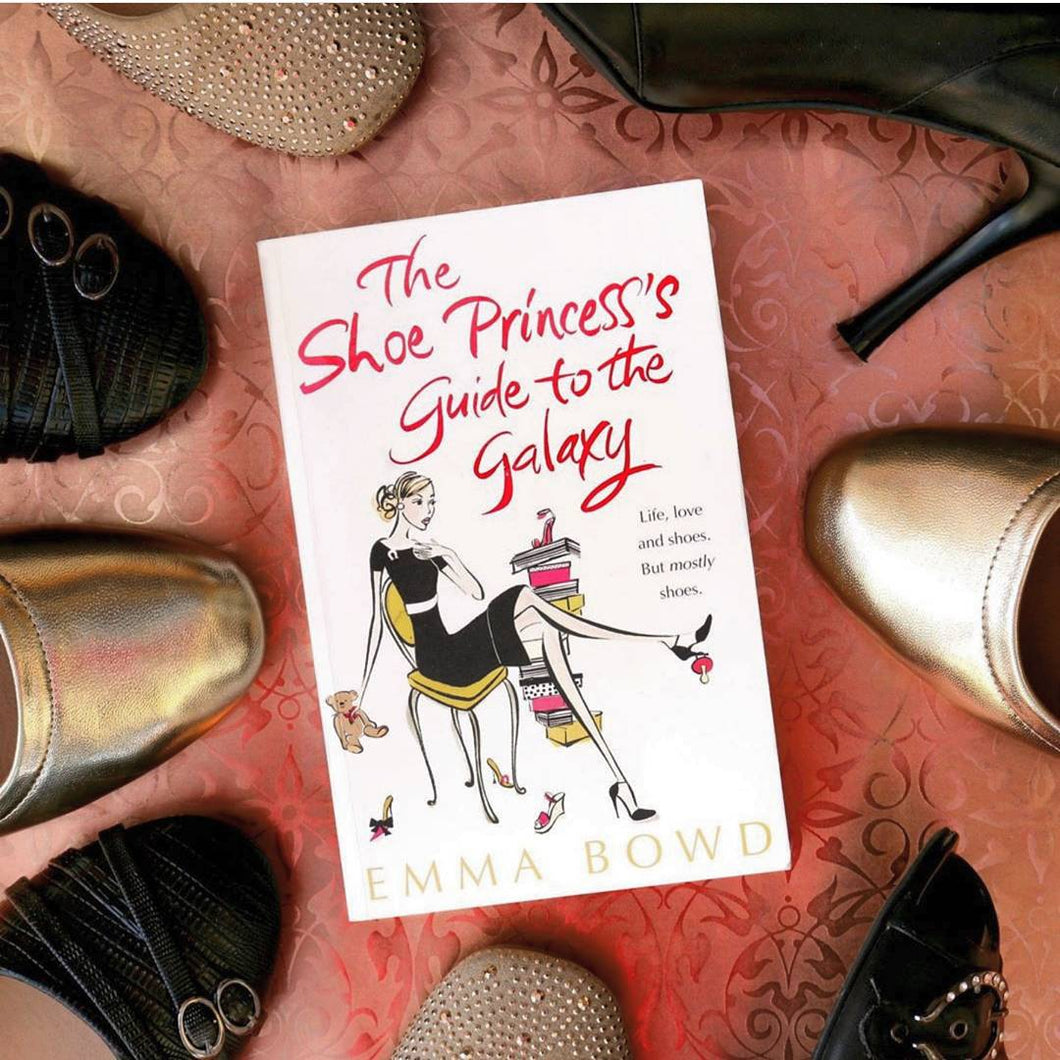 BOOKS - The Shoe Princess's Guide to the Galaxy