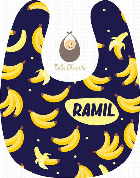 Banana Shower Bibs