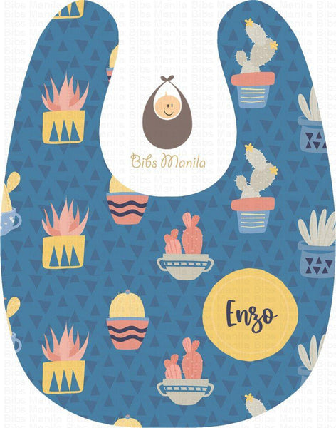 Cactus Country Bibs