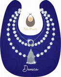 Diamond Necklace Bibs