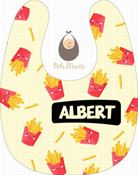 Fiesta Fries Bibs