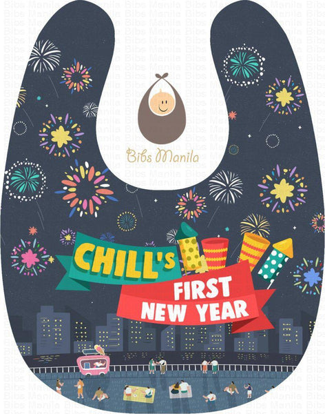Fireworks Display Bibs