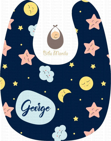 Goodnight Moon Bibs