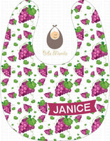 Grape Escape Bibs