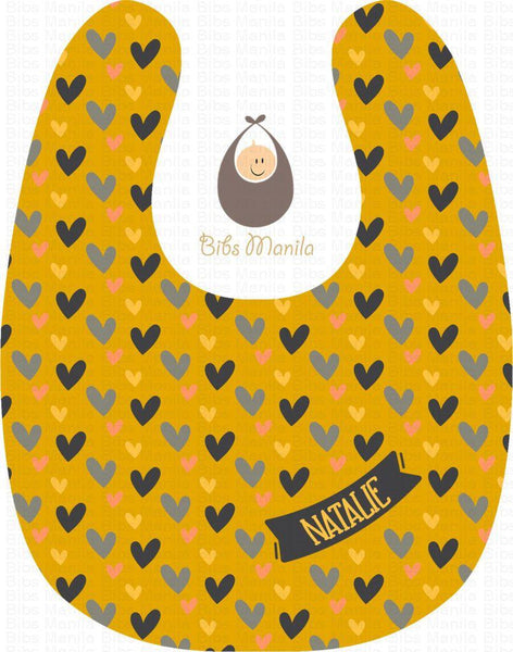 Hearts In Honey Bibs