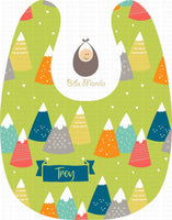 Joyful Mountains Bibs