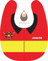 Jr. Fire Fighter Bibs