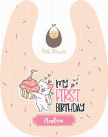 My Special Day Bibs