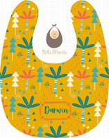 Palm Party Bibs
