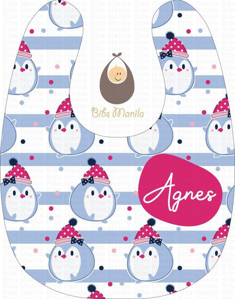 Penguin Dance Parade Bibs