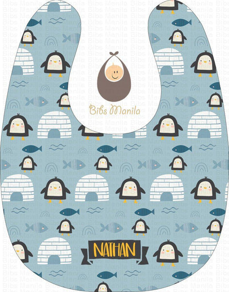 Penguins Day Out Bibs