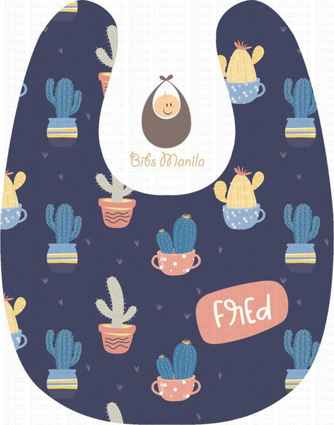 Spiky Treasure Bibs