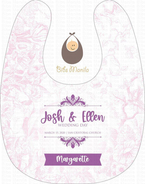 Wedding Bib Bibs