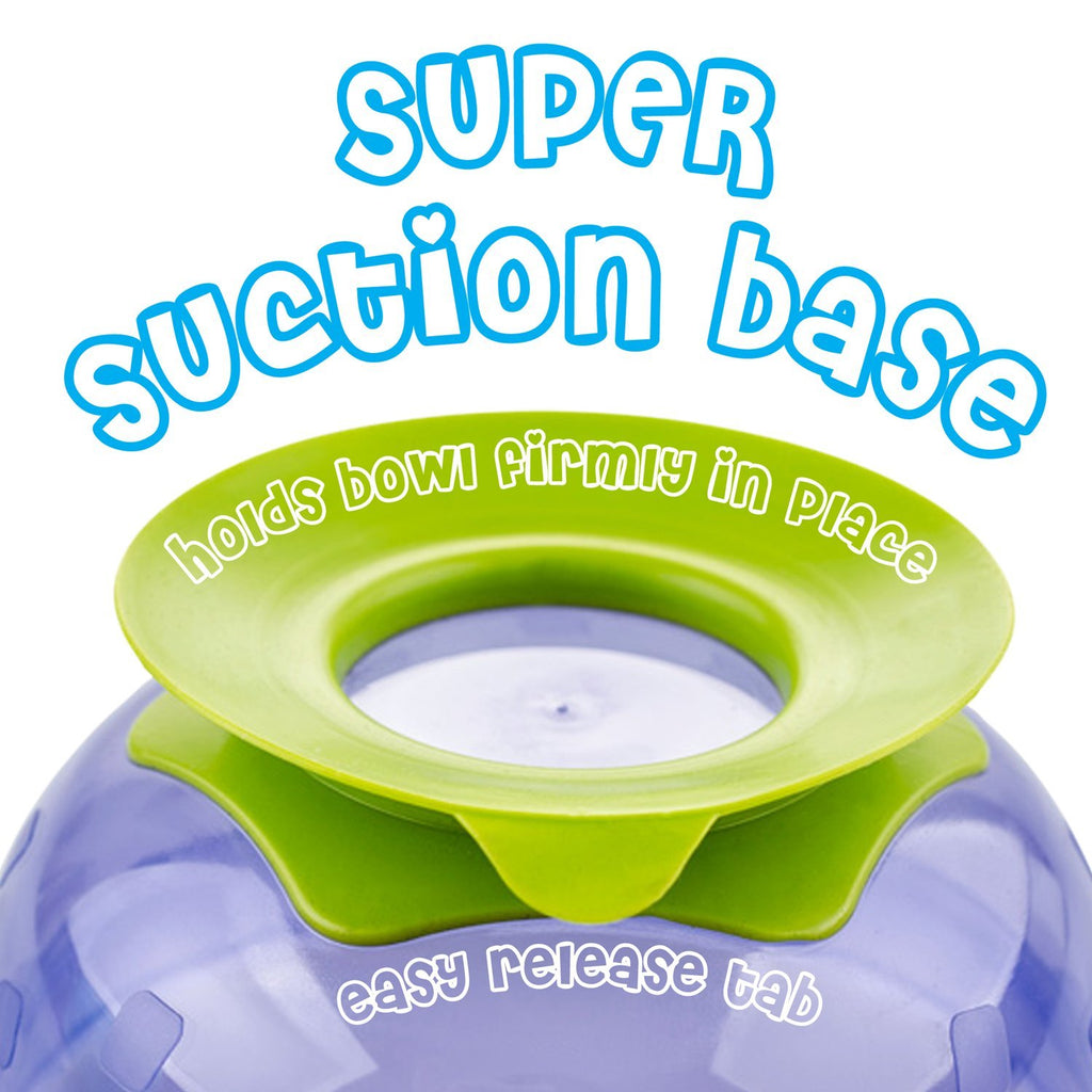 Stay Put Suction Baby Bowl Sets - 3Pcs
